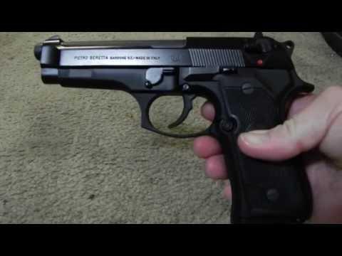 Beretta 92FS Best Gun Ever