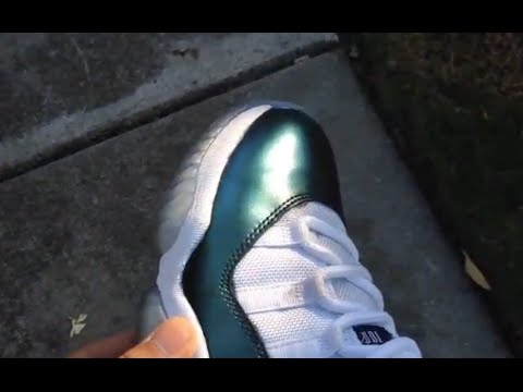 SNEAKERHEADINTHEBAY CUSTOM JORDAN 11 FAIL