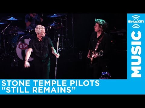 Stone Temple Pilots' FIRST performance of Still Remains with new lead singer