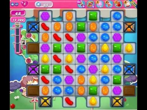 Candy Crush Saga Level 65 ★★