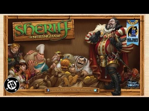 Sheriff of Nottingham | HOW TO PLAY