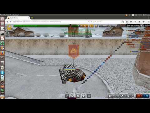 tanki online server and my friends