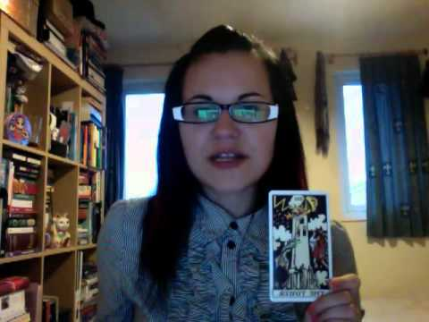 2. 'Negative' Tarot Cards (pt 1)