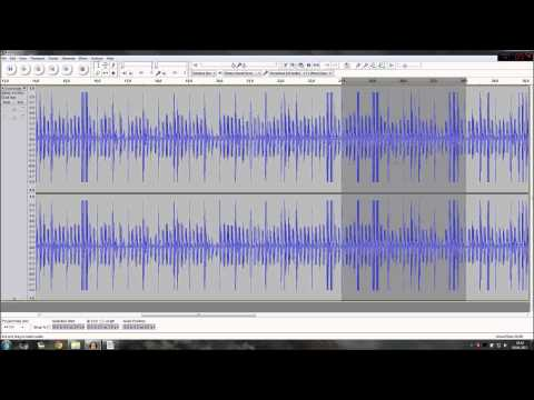 How to create a seamless audio loop - with audacity