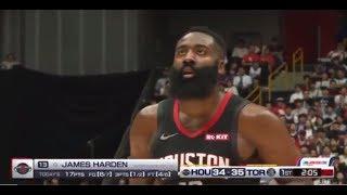 Houston Rockets vs Toronto Raptors- 1st Qtr Highlights | 2019/2020 Previews NBA
