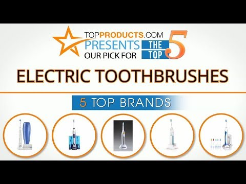 Best Electric Toothbrush Reviews 2017 – How to Choose the Best Electric Toothbrush