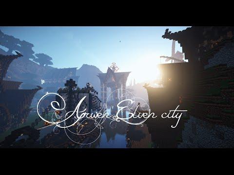 [Minecraft Timelapse] Arwen, Elven City