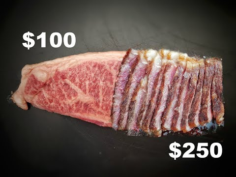 Turn a $100 Wagyu Steak into a $250 restaurant experience