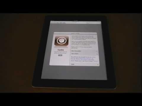 Tutorial: iPad 2 1 Minute Jailbreak for Firmware 4.3.3
