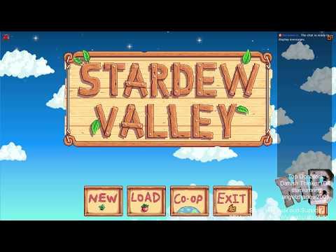 Stardew Valley Multiplayer - First Look