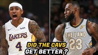 Cavs Trade Everybody At NBA Trade Deadline! Did the Cavs Get Better?