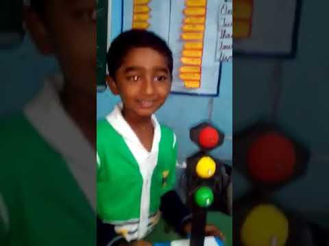 Traffic light model