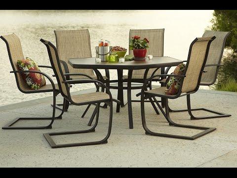 Ideas for Garden Treasures Patio Furniture