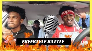 AUX BATTLE: FREESTYLE EDITION TOO LIT🔥