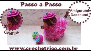 Video aula Croche gratis passo a passo #muñecosdeganchillo en 2020 ...   180x320