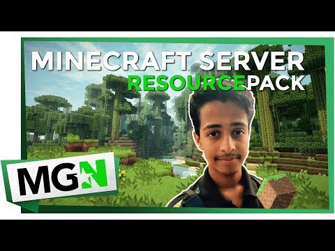 Minecraft Server - Resource Pack, Review & Installation | MGN