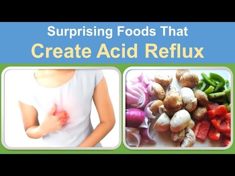 Get Rid Acid Reflux with Garlic And Onions &  Pepper And Salt