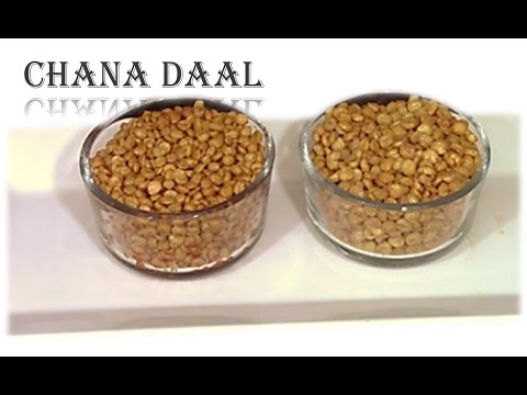 How to make perfect chana daal | Fried and Baked | RinkusRasoi
