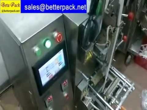 sugar stick machine, grains stick packing machine, salt stick packaging machine