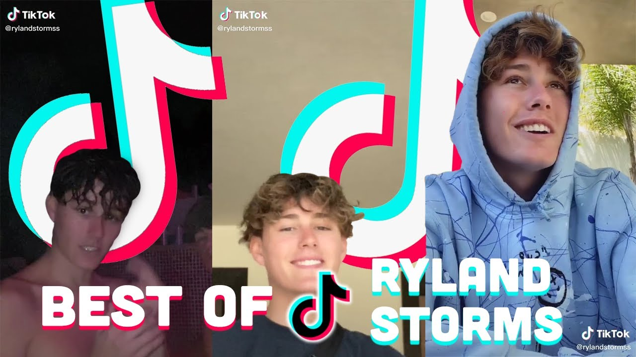 Best of Ryland Storms Tiktok Compilation (rylandstormss)