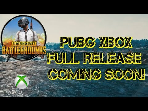 PUBG Full Release Coming Soon!