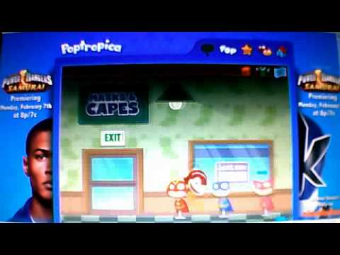 poptropica super power island walkthrough pt 1