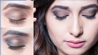 Eyeshadow Tutorial For Beginners | Quick and Easy Makeup Look | Tips and Tricks by Glamrs.com