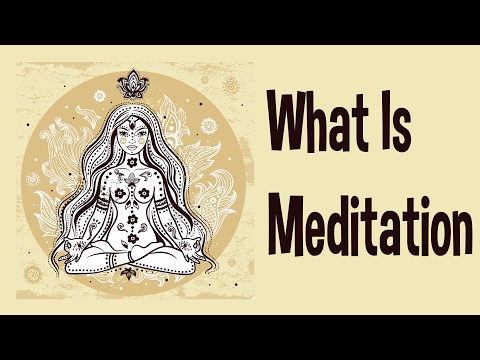 What is Meditation and how can it help you ?