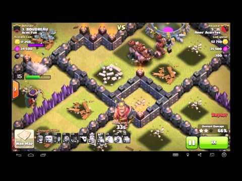 Ares Acolytes - War 70 (TH 9 vs TH 10 Max Infernos!!)