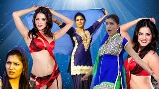 एक साथ नाचीं सनी लियोनी और सपना चौधरी, विडियो वायरल   Sunny Leone & Sapna Dance Together