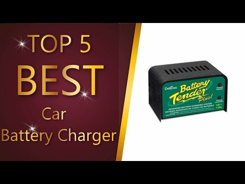 Best Car Battery Charger 2018