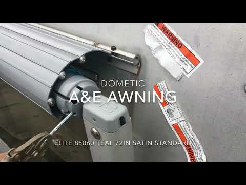 A&E  Dometic ( RV Window Awning ) Airstream エアストリーム
