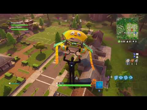 Fortnite l Xbox l Gameplay l Octane