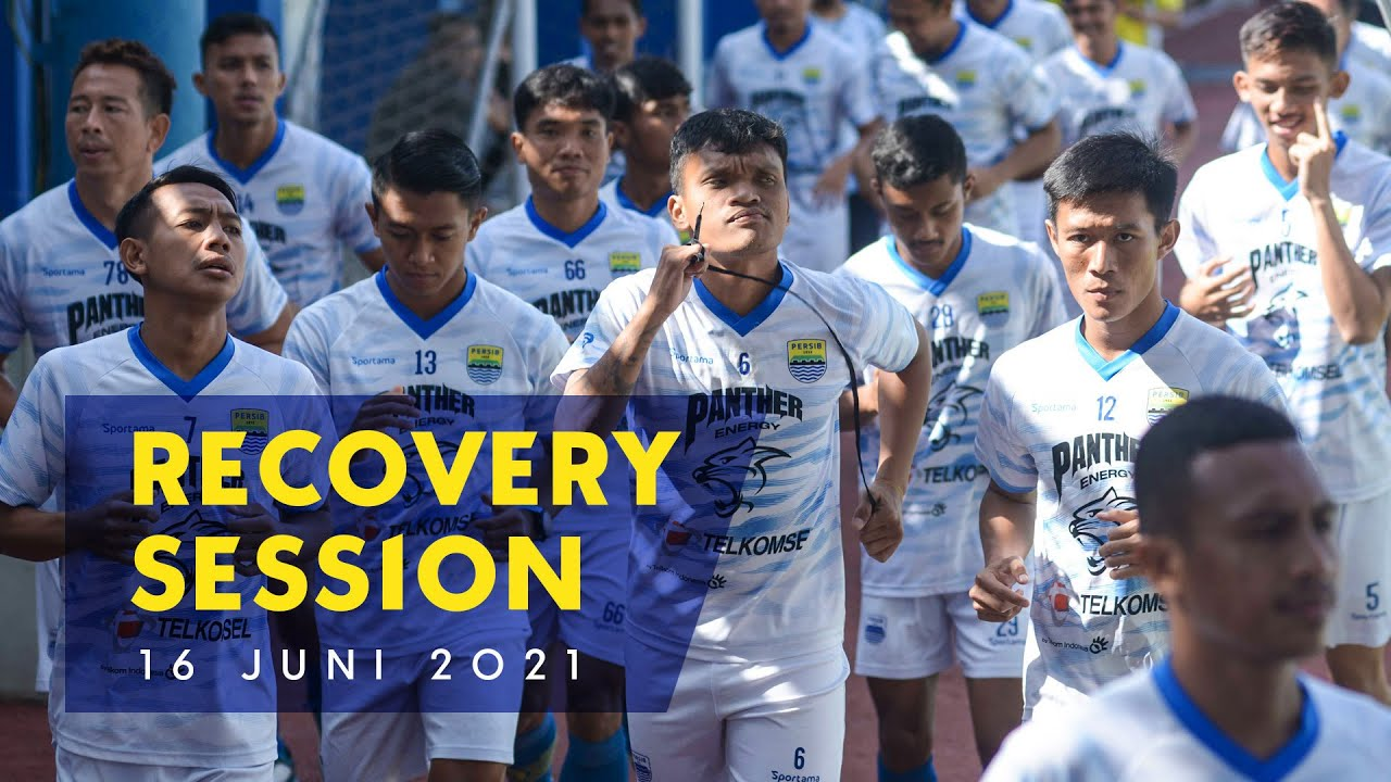 Recovery Session   16 Juni 2021