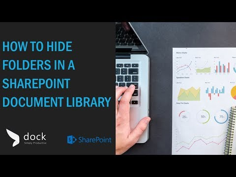 How to Hide Folders in a SharePoint Document Library