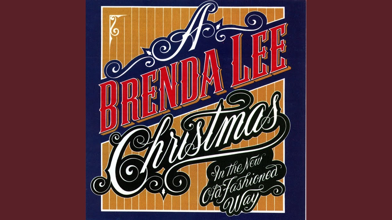 Brenda Lee - Santa Claus Is Coming to Town (Rerecorded Version)