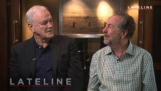 In Full: John Cleese & Eric Idle speak to Lateline