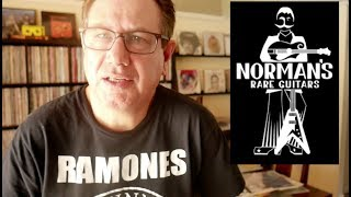 Norm's Rare Guitars in the news (with Mark Agnesi and Gibson Guitar)
