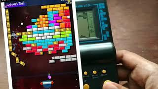 Gimbot sejuta umat! Main Tetris dan Game seru lainnya - Brick Game Review Gameplay Indonesia