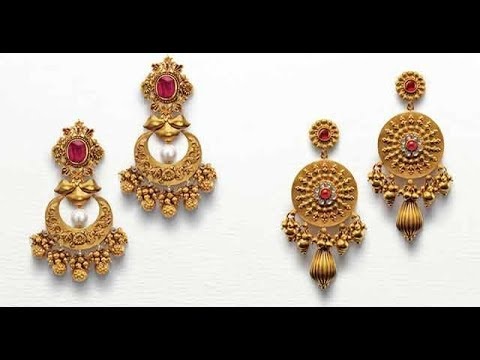 PC Jewellers Jhumka Designs With Price
