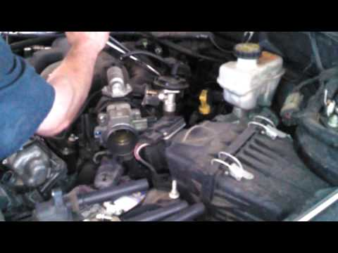 Spark plug replacement 2005 - 2008 Ford Escape 3.0L V6 Tune up Install Remove Replace How to