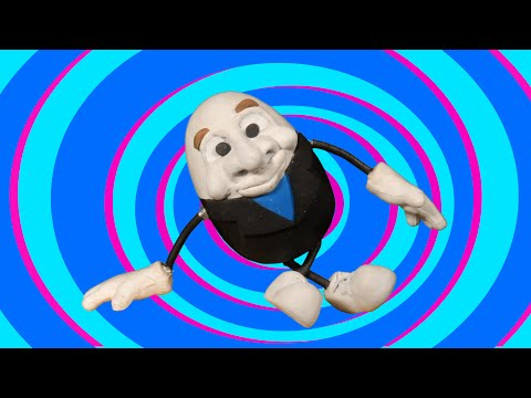 Humpty Dumpty - Childrens Song - Stop Motion Animation