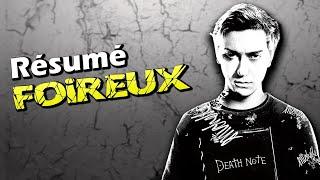Résumé Foireux : DEATH NOTE - Netflix {Parodie}