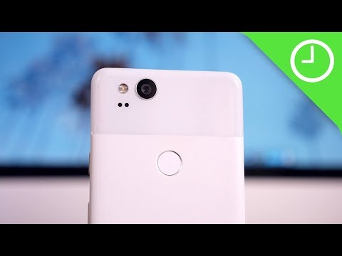 Google Pixel 2 Initial Review