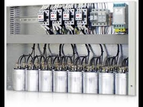 How to calculate capacitor bank rating new 2017
