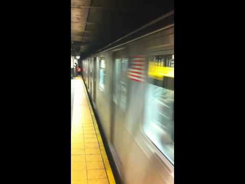 New York City Subway - Wall Street