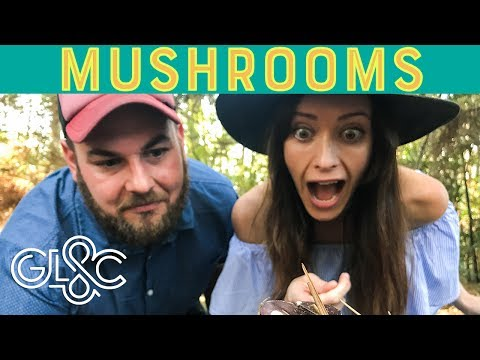 Girl Gone Wild Mushroom Foraging | Made To Share | GLAC