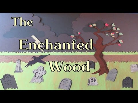 Paper Stop Motion - The Enchanted Wood