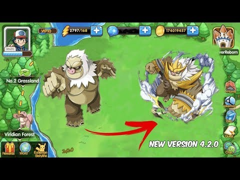 Master Of Monsters - New Update 4.2.0 || A Small Update With A Great New Mega || Two AMAZING Battles