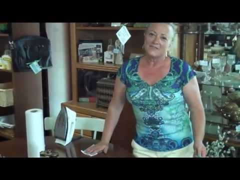 How to Remove Moisture Stains from Furniture | Home at Last | Greenville Furniture Consignment